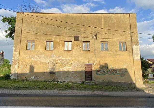 Dawna żydowska synagoga w Polsce