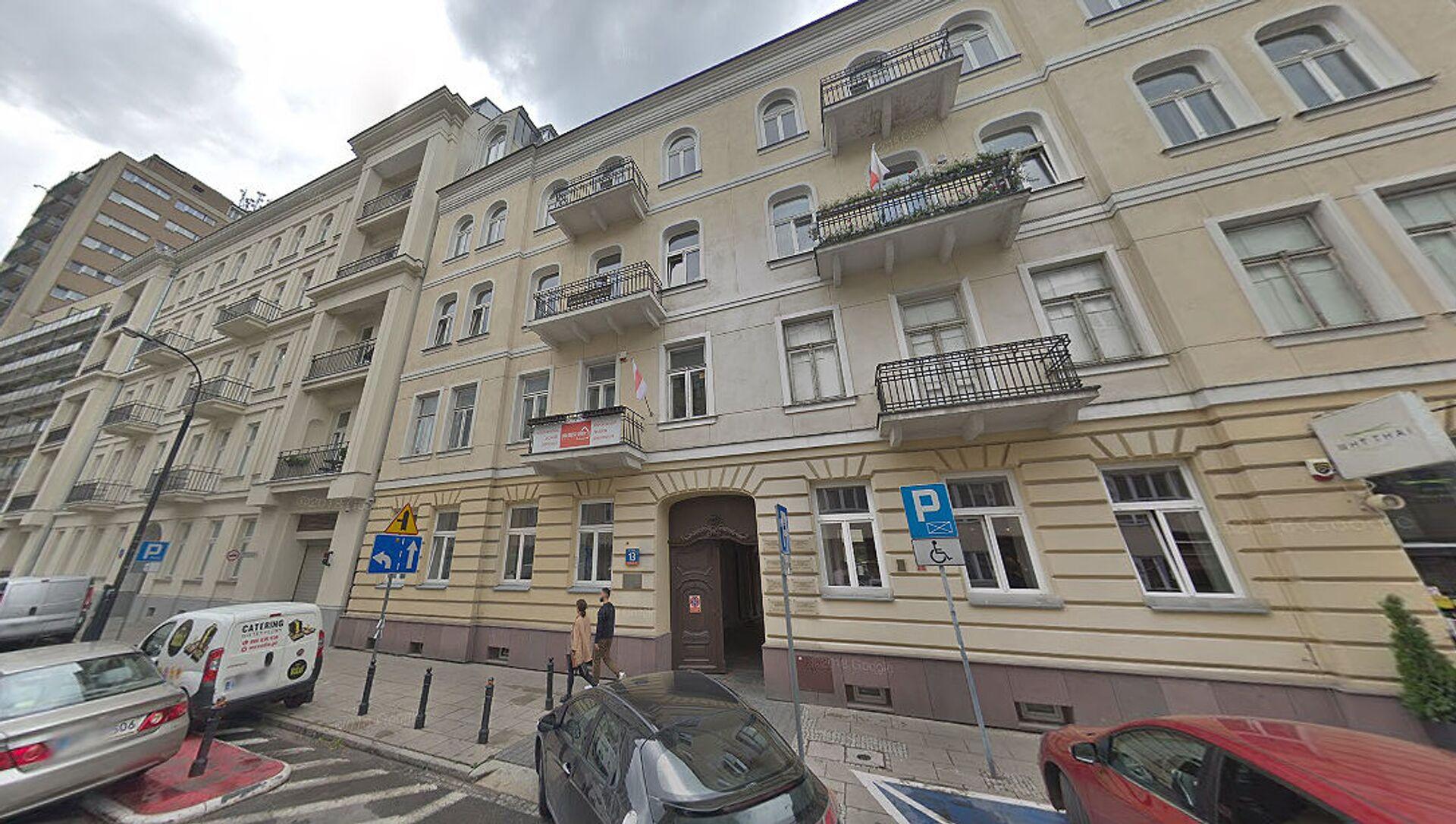 Białoruski Dom w Warszawie - Sputnik Polska, 1920, 03.06.2021