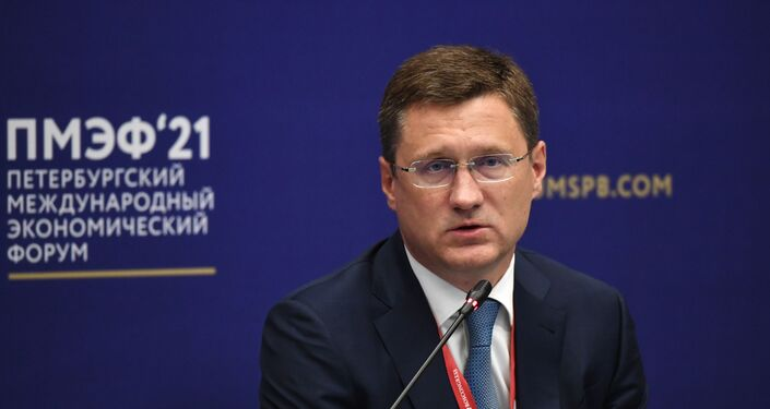 Wicepremier Federacji Rosyjskiej Aleksander Nowak