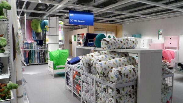 IKEA Szczecin - dział dla dzieci - Sputnik Polska