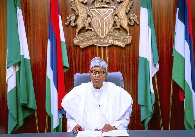 Muhammad Buhari.