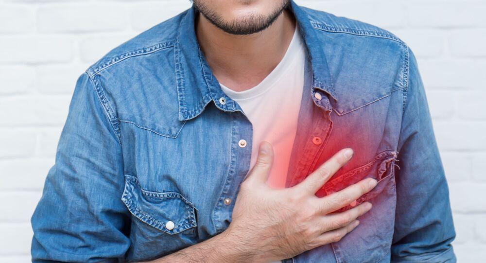 Choroby serca.