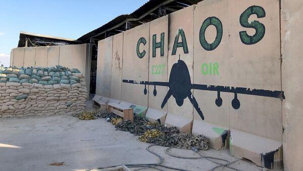 Baza lotnicza Al Asad na zachodzie Iraku. - Sputnik Polska