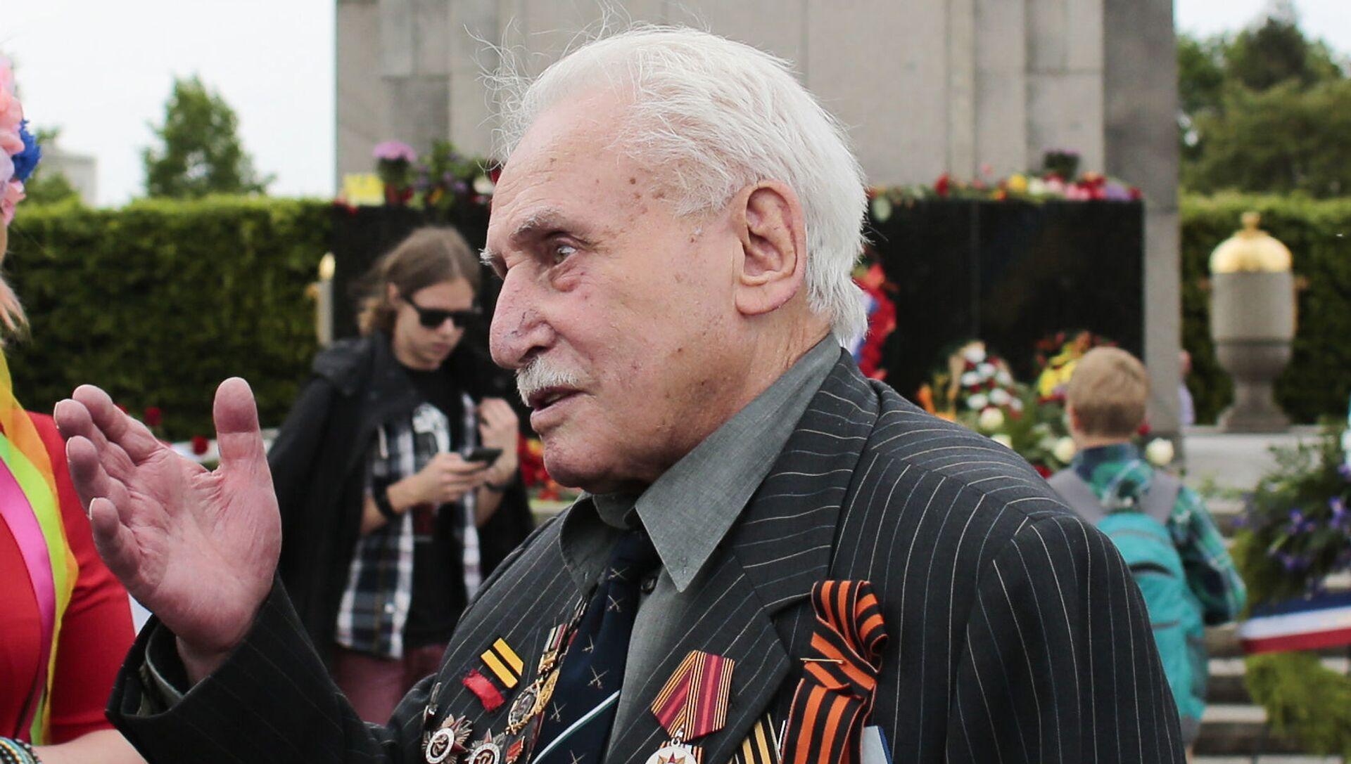 Radziecki szachista i wyzwoliciel Auschwitz Dawid Duszman - Sputnik Polska, 1920, 07.06.2021