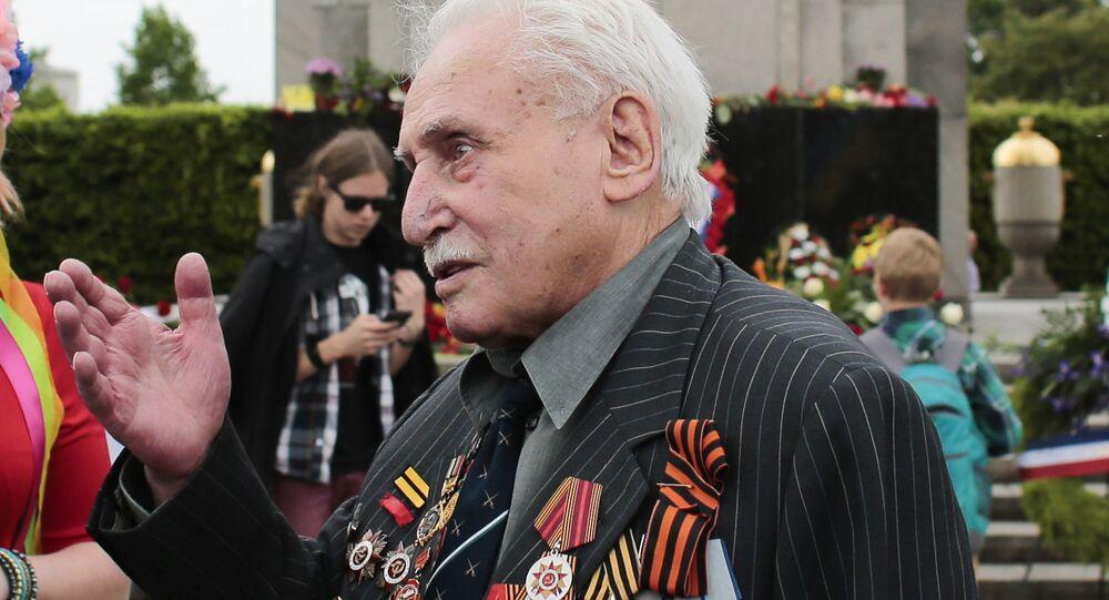 Radziecki szachista i wyzwoliciel Auschwitz Dawid Duszman