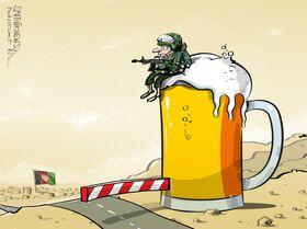 Niemieccy żołnierze wycofują się z Afganistanu