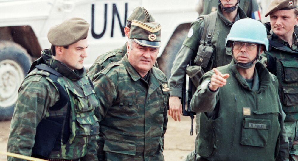 Ratko Mladic, Bośnia i Hercegowina, marzec 1993 rok