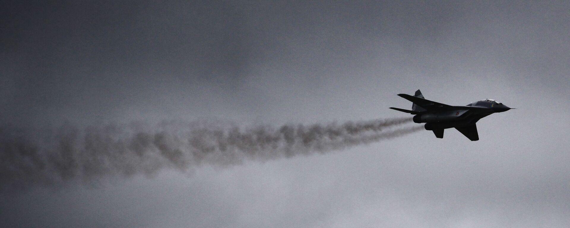 Myśliwiec MiG-29. - Sputnik Polska, 1920, 10.06.2021