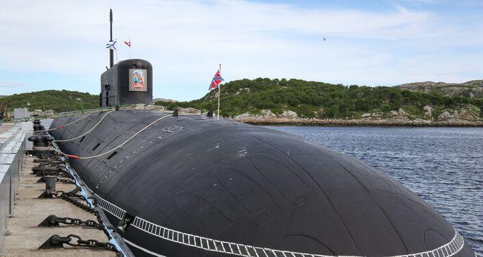 Krążownik podwodny Książę Władimir