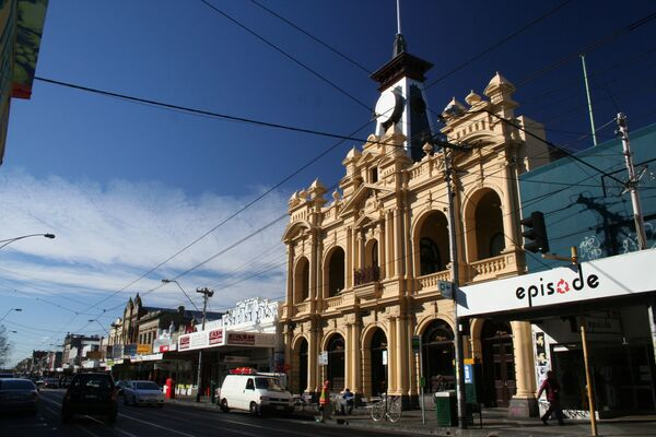 Najpiękniejsza ulica świata według Time Out – Smith Street w Melbourne, Australia - Sputnik Polska
