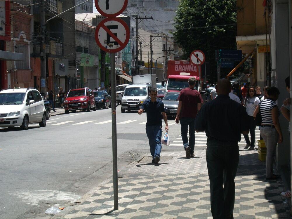 Ulica Rua Três Rios w São Paulo