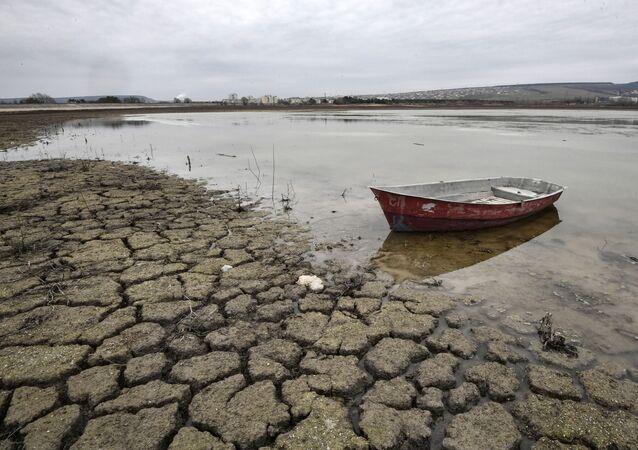 Zbiorniki wodne na Krymie