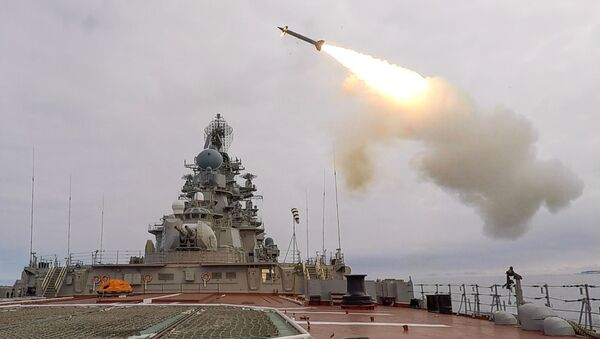 Szkolenia marynarki wojennej - Sputnik Polska