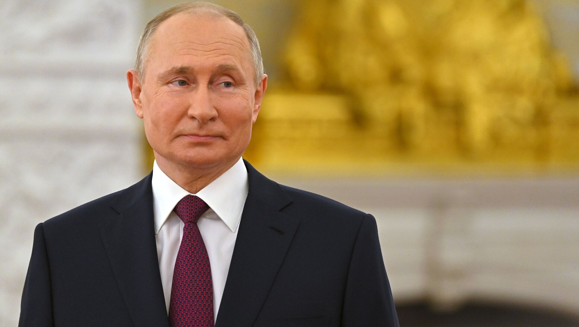 Prezydent Rosji Władimir Putin. - Sputnik Polska, 1920, 12.06.2021