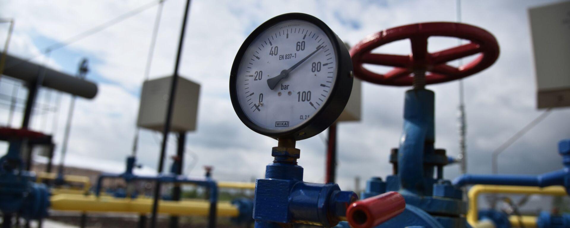 Ukraina obawia się wzrostu cen gazu po oddaniu do eksploatacji gazociągu Nord Stream 2. - Sputnik Polska, 1920, 08.07.2021