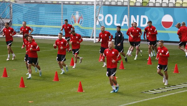 Reprezentacja Polski na EURO 2020 - Sputnik Polska