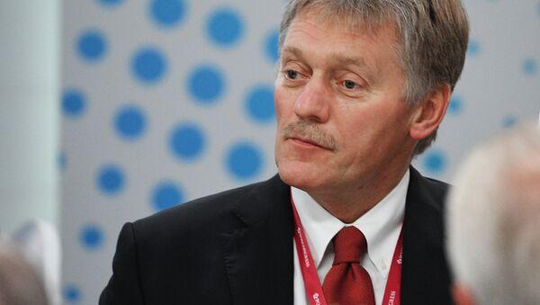Rzecznik prezydenta Rosji Dmitrij Pieskow. - Sputnik Polska