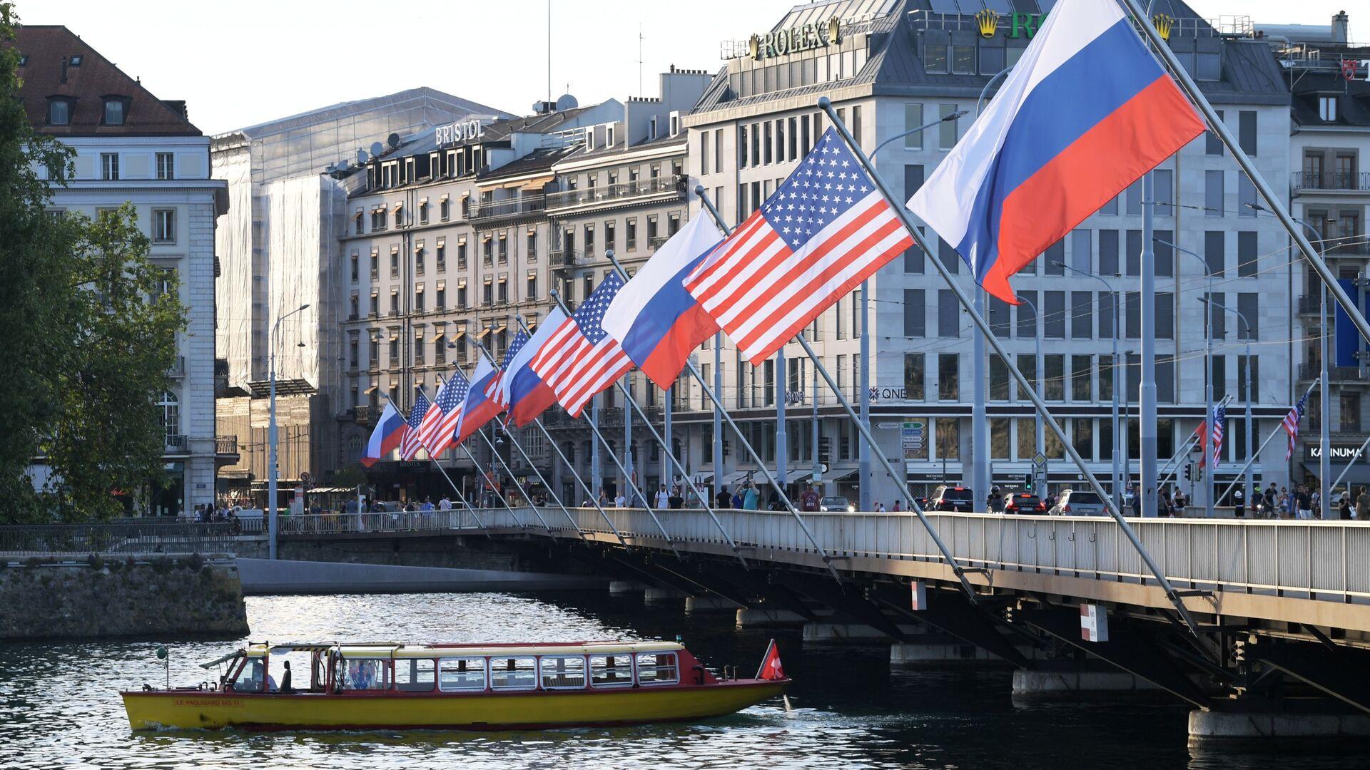 Szczyt Rosji i USA w Genewie 16 czerwca - Sputnik Polska, 1920, 27.06.2021