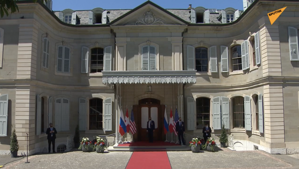 Szczyt Rosja-USA w Genewie - Sputnik Polska