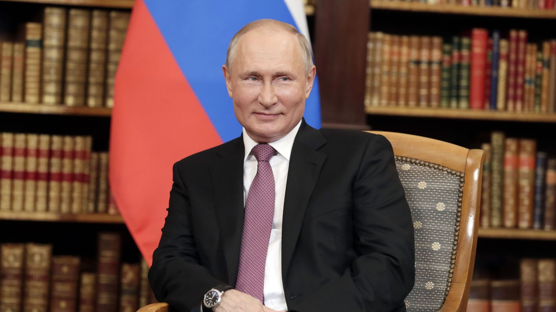 Władimir Putin - Sputnik Polska, 1920, 17.06.2021