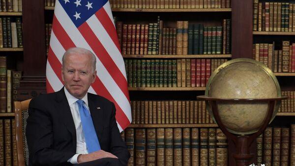 Joe Biden - Sputnik Polska