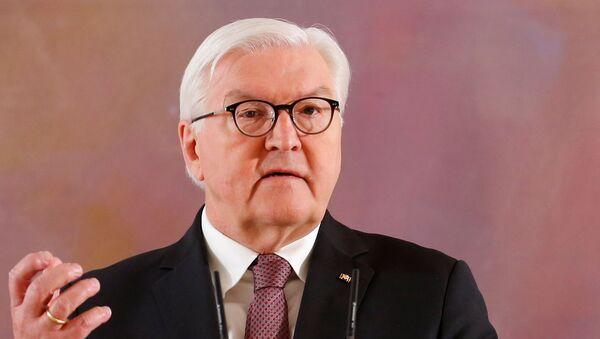 Frank-Walter Steinmeier - Sputnik Polska