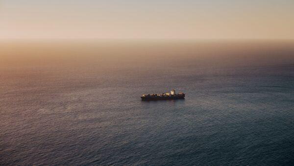 Statek na morzu  - Sputnik Polska