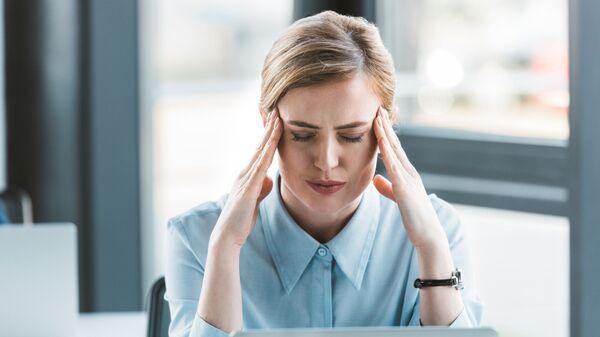 Ból głowy - Sputnik Polska
