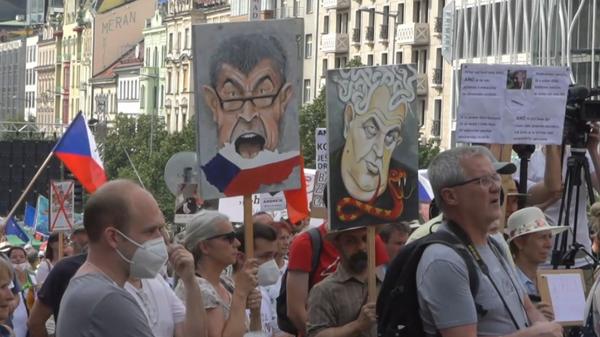Czesi mają dość swojego rządu  - Sputnik Polska