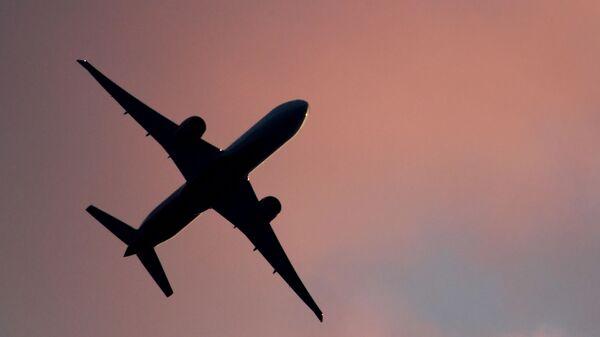 Samolot pasażerski - Sputnik Polska