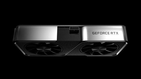 Karta graficzna do gier GeForce RTX 3070 - Sputnik Polska