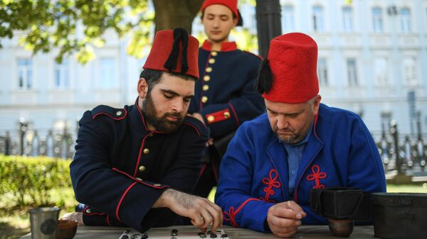 Historyczny festywal Czasy i epoki - Wojna rosyjsko-turecka 1877–1878 - Sputnik Polska