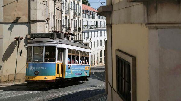 Лиссабонский трамвай - Sputnik Polska