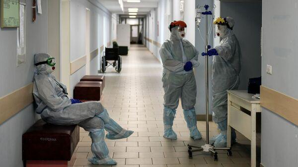 Szpital w Symferopolu - Sputnik Polska