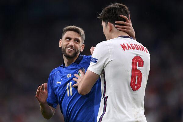 Finał EURO 2020, mecz Włochy-Anglia - Sputnik Polska