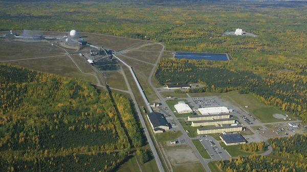 Радиолокационная станция ВВС США Clear Air Force Station на Аляске - Sputnik Polska