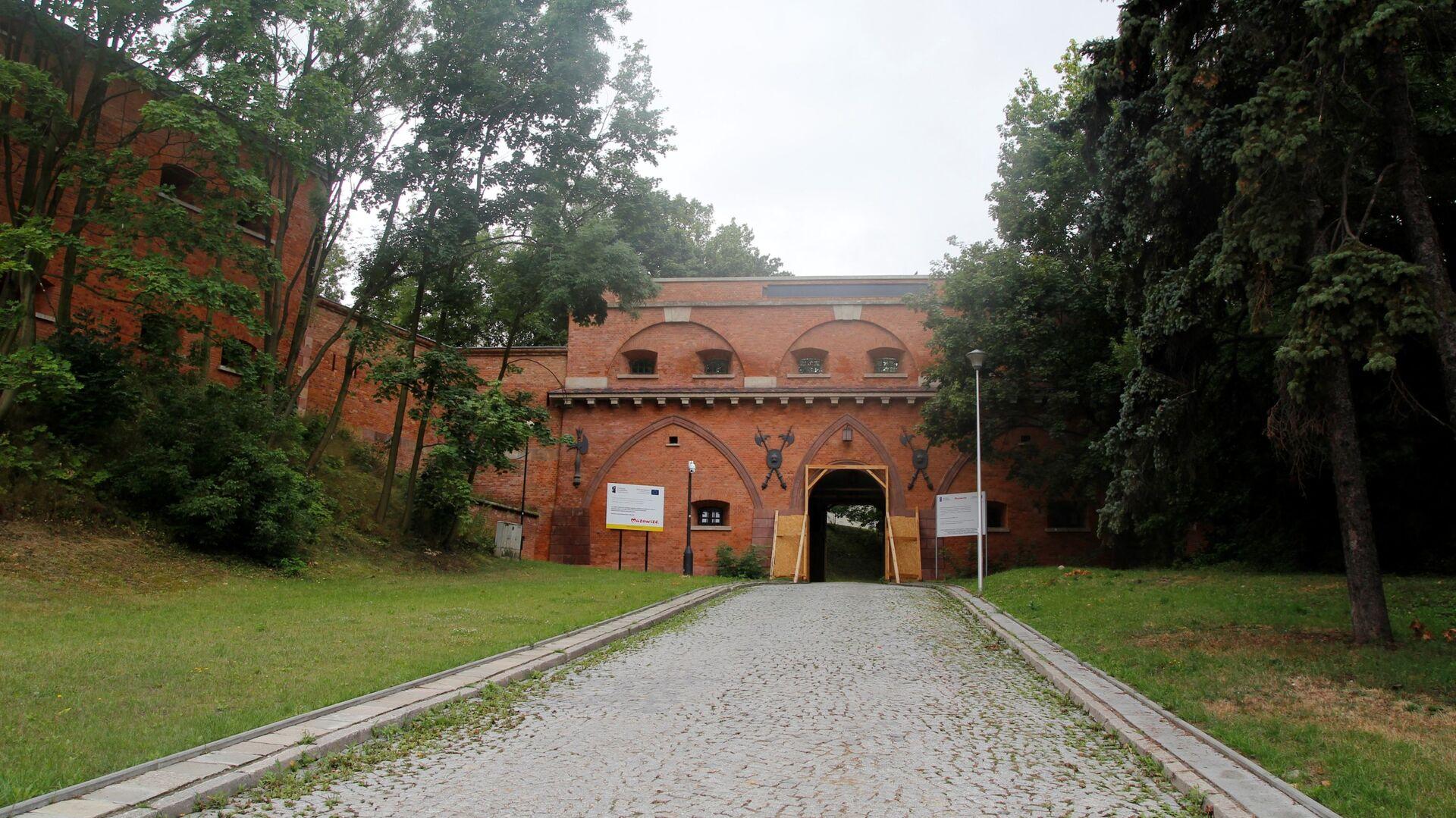 Cytadela warszawska - Sputnik Polska, 1920, 18.07.2021