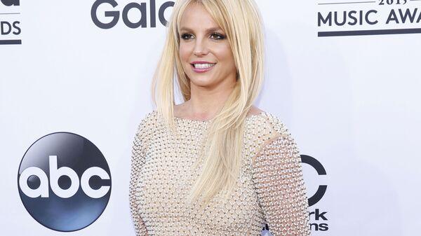 Поп-певица Бритни Спирс на красной дорожке Billboard Music Awards в Лас-Вегасе, США - Sputnik Polska