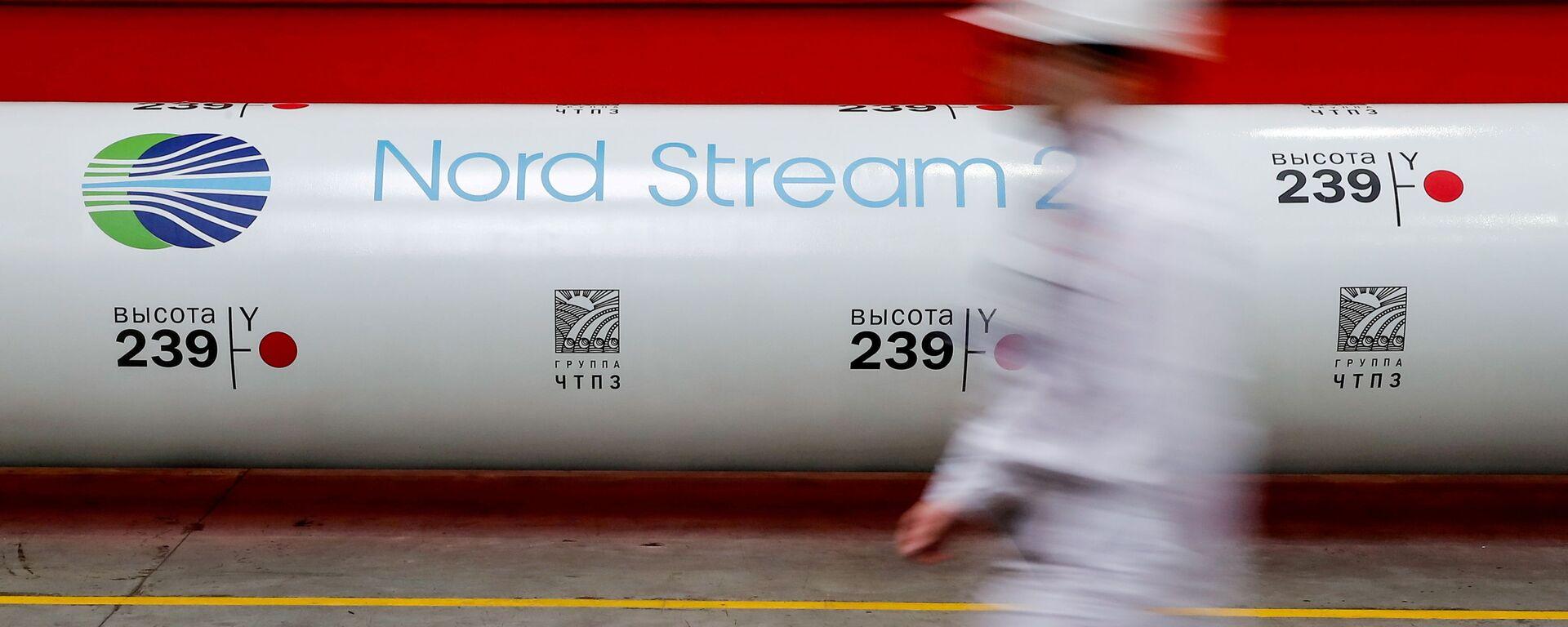 Nord Stream 2 - Sputnik Polska, 1920, 22.07.2021