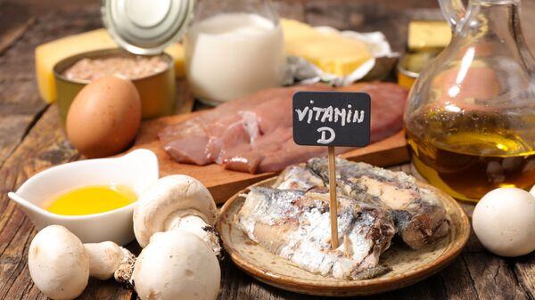 Продукты с большим содержанием витамина D - Sputnik Polska