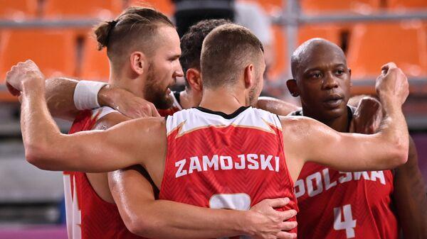 Reprezentacja Polski w koszykówce na Igrzyskach Olimpijskich w Tokio - Sputnik Polska