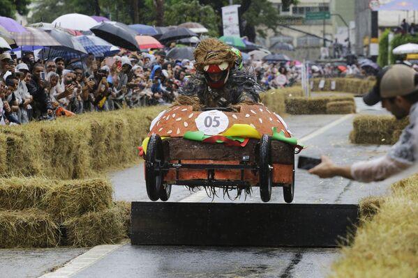 Zajazd Red Bull Soapbox Race w Sao Paulo. - Sputnik Polska