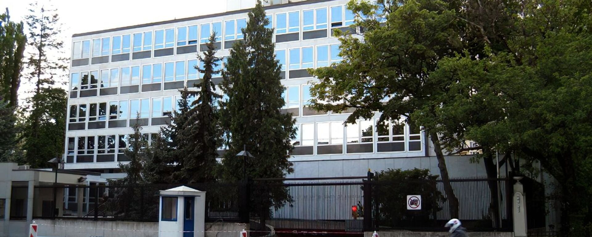 Ambasada USA w Warszawie - Sputnik Polska, 1920, 29.07.2021