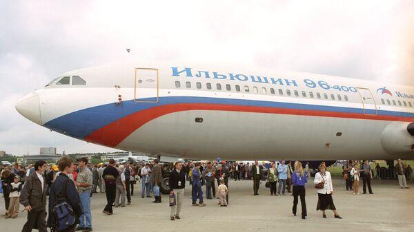 Pasażerski Ił 96-400  - Sputnik Polska
