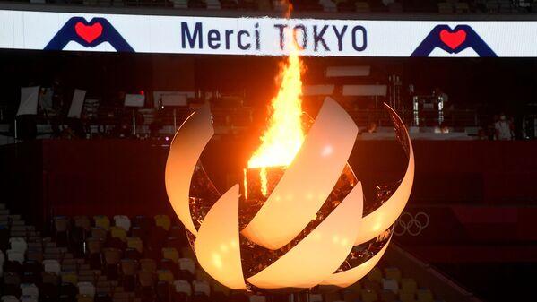 Igrzyska Olimpijskie Tokio 2020 – Ceremonia Zamknięcia Igrzysk Olimpijskich w Tokio 2020  - Sputnik Polska
