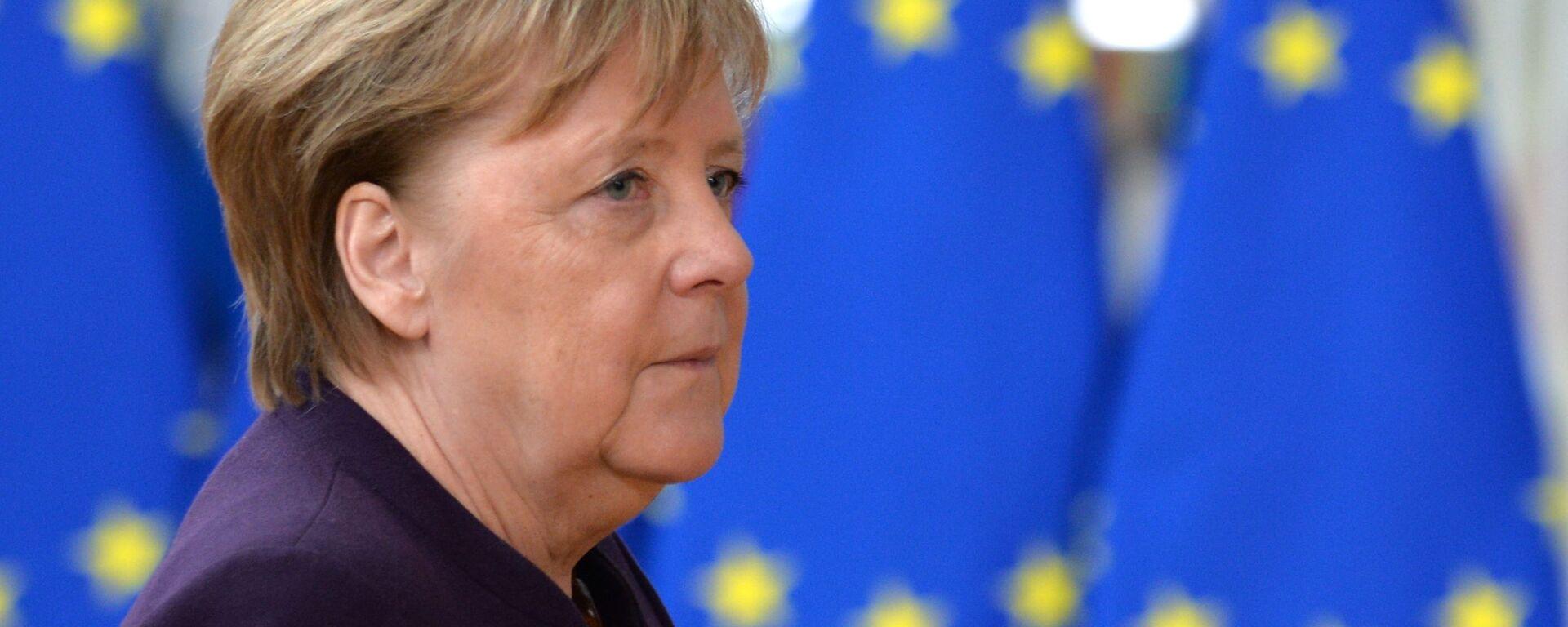 Angela Merkel - Sputnik Polska, 1920, 14.08.2021