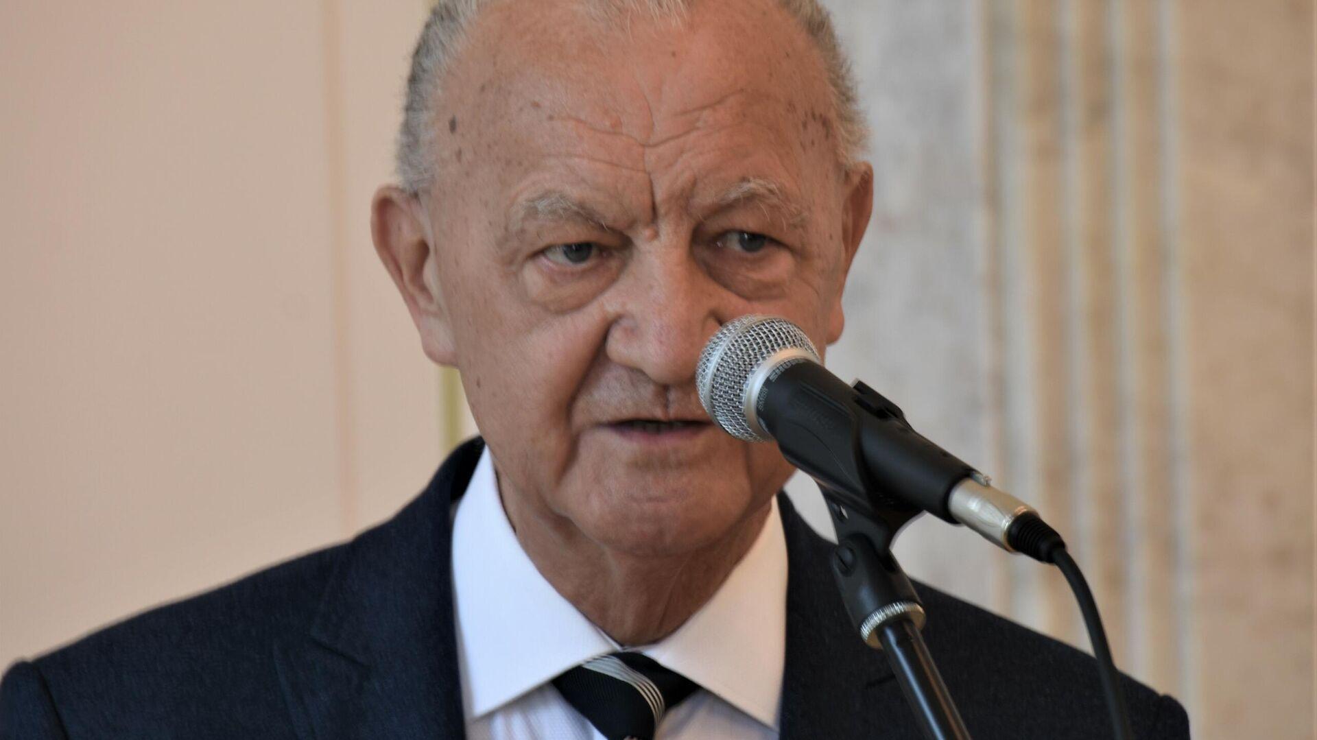 Doktor Jerzy Smoliński - Sputnik Polska, 1920, 19.08.2021