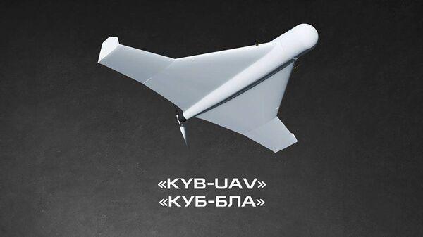 Дрон-камикадзе КУБ  компании ZALA Aero - Sputnik Polska