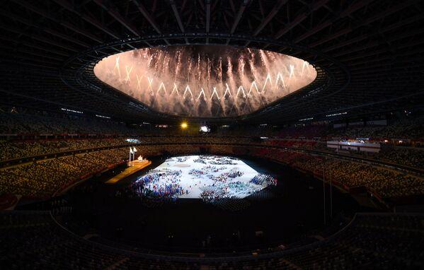 Ceremonia otwarcia XVI letnich igrzysk paraolimpijskich - Sputnik Polska