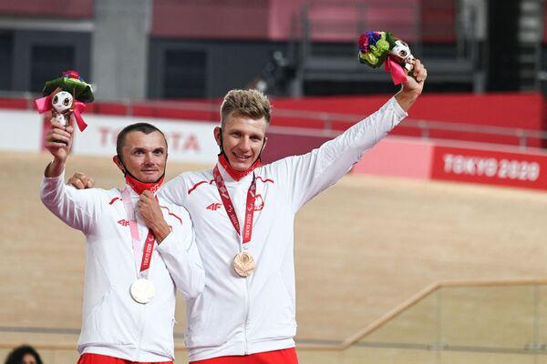Marcin Polak i Michał Ładosz. - Sputnik Polska